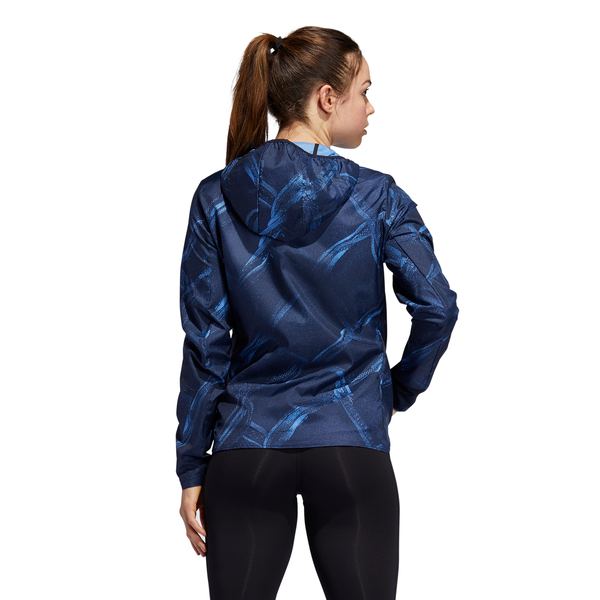 ADIDAS : Women's Own the Run Graphic Jacket