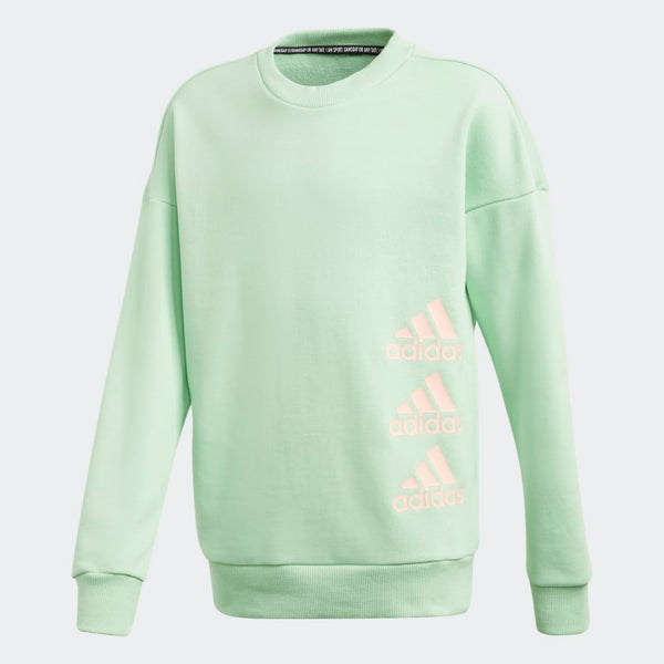 ADIDAS :Girls Must Haves Crew Jumper