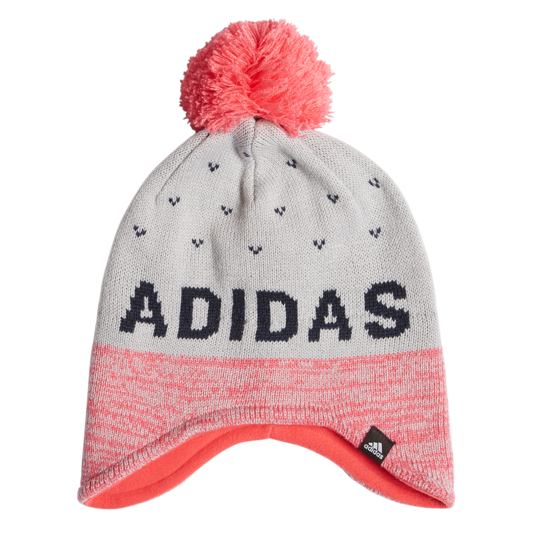 ADIDAS : Girls Graphic Peruvian Beanie