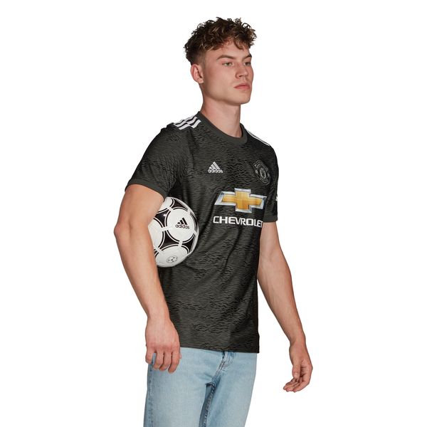 ADIDAS : Adults Manchester United Away Jersey 20/21
