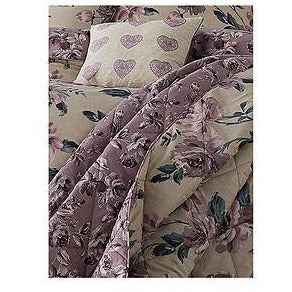 CATHERINE LANSFIELD : Painted Floral duvet set