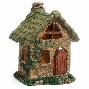 Minature Leaf Cottage