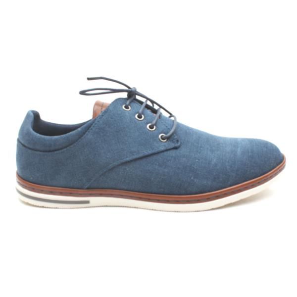 MORGAN & CO - Canvas Tie Shoe