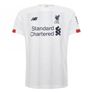 NEW BALANCE : Liverpool Mens Away Jersey 19/20