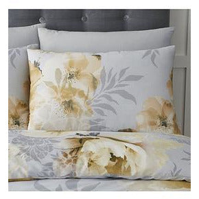 CATHERINE LANSFIELD : Dramatic Floral Duvet Cover