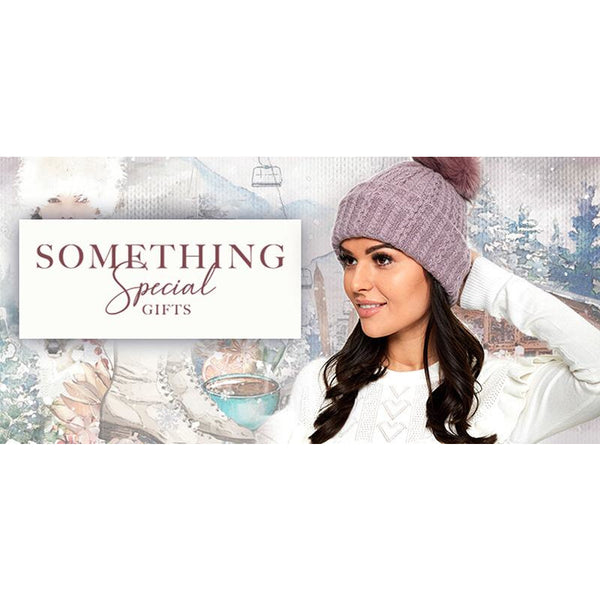SOMETHING SPECIAL : Lurex POM POM Gift Set