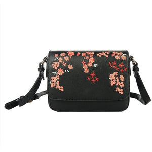 COPE CLOTHING : Blank floral cross body