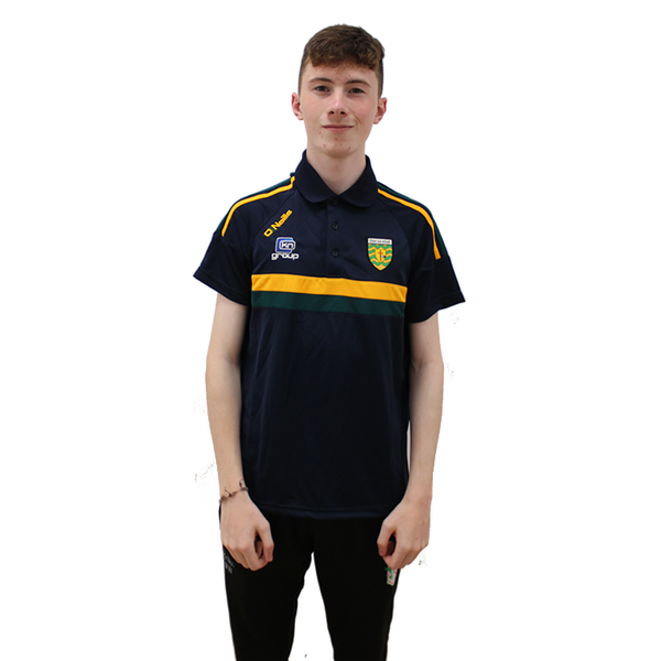 O'NEILLS : Adults Donegal GAA Rick Style Polo Shirt