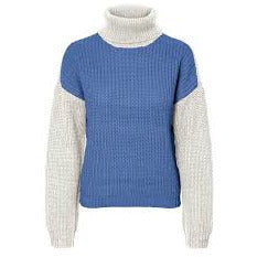 VERO MODA : Roll Neck Knit