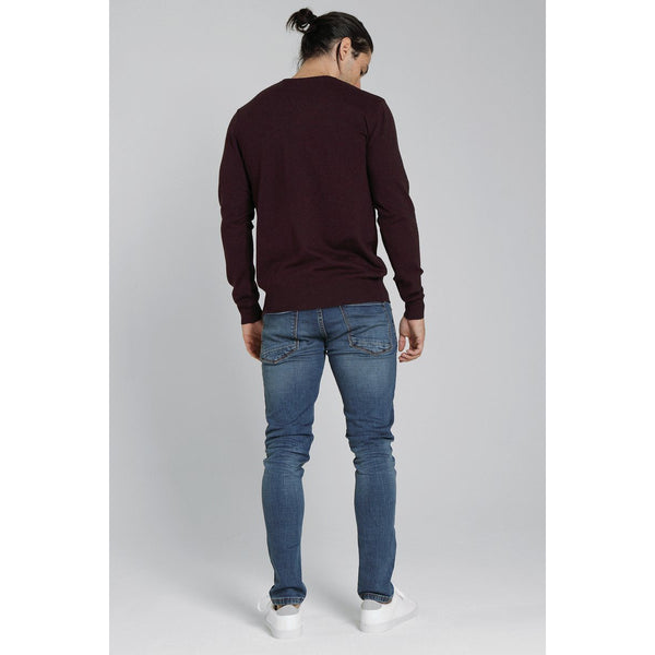 DIESEL : Dale round neck jumper Port Royale