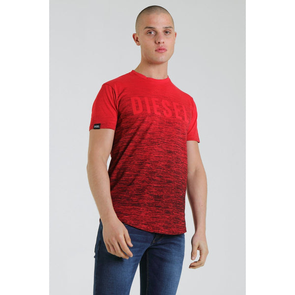 DIESEL : Shay T-Shirt Red