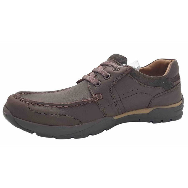DUBARRY : Bronson Mahogany Shoe