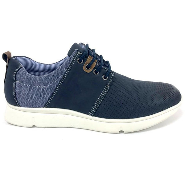 MORGAN & CO : Lace Up Shoe Navy