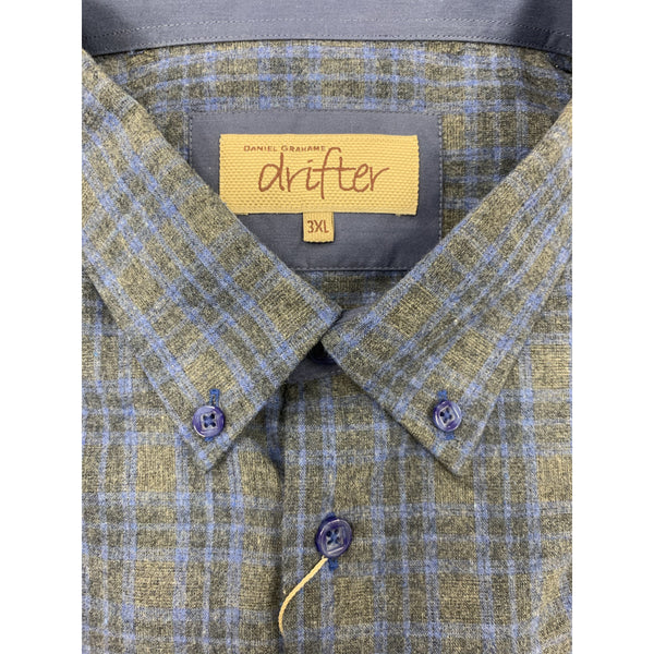 DANIEL GRAHAME - Drifter Regular Fit Shirt