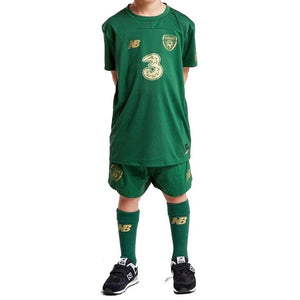 NEW BALANCE : Ireland Soccer Kids Home Kit