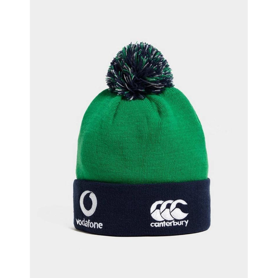 IRISH RUGBY : IRFU Bobble Hat