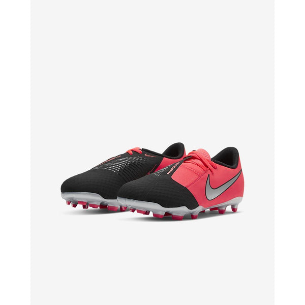 NIKE : Jr. Phantom Venom Academy FG Red