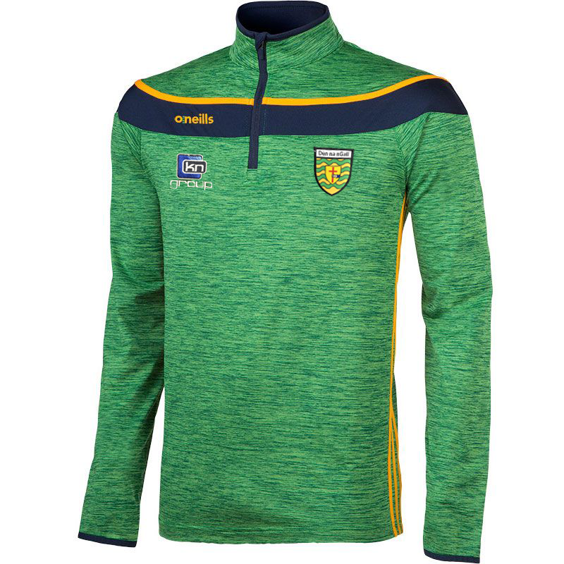O'NEILLS: Slaney122 Half Zip Kid's Donegal Top
