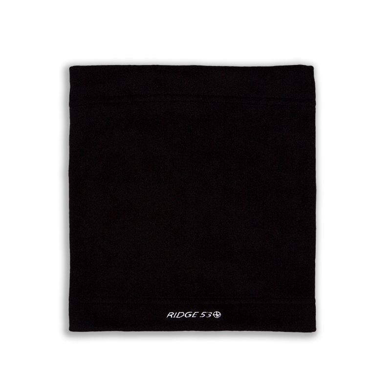 RIDGE 53 : Neck Warmer Black