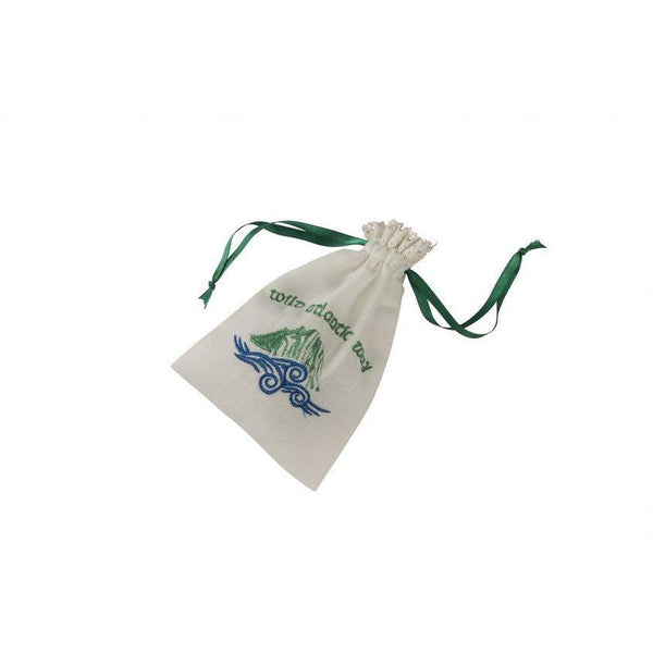 SAMUEL & LAMONT : Irish Embroidered Sachet Bags