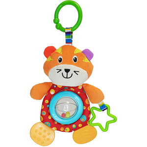 BABY BABY : Tiger Window Belly Toy