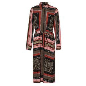 VERO MODA :  Printed Shirt Dress