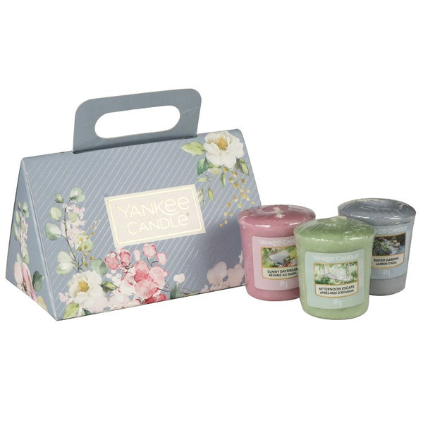 YANKEE CANDLE : 3 Piece gift set