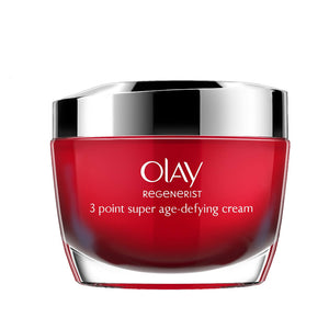 Olay Regenerist Advanced Anti-Ageing 3-Point Age-Defying Cream Moisturiser 50 ml - shopperskartuae