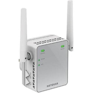 NETGEAR N300 WiFi Range Extender Essentials Edition (EX2700) - shopperskartuae