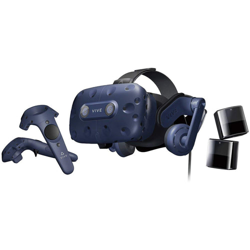 HTC VIVE Pro Full Kit | Virtual Reality System HTC | The professional-grade VR headset