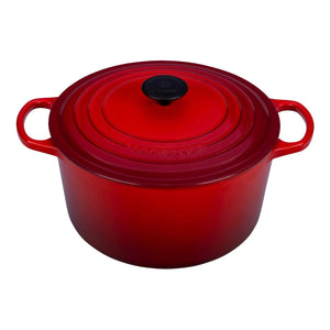 Le Creuset of Enamelled Cast Iron Cookware Deep Round Dutch Oven, 6.5Qt (10.25 inch). - shopperskartuae