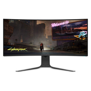 Dell Alienware 34 Inch Curved Gaming Monitor (AW3420DW). - shopperskartuae