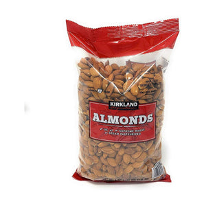Kirkland Signature Whole Almonds, 1.36kg. - shopperskartuae