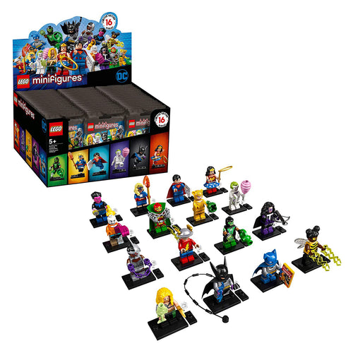 LEGO 71026 Minifigures DC Super Heroes Series Collectible Set, New 2020 (1 of 16 to Collects) Featuring Characters from DC Universe Comic Books. - shopperskartuae