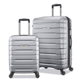 Samsonite Tech-3, 2 Piece Hardside Suitcase Set