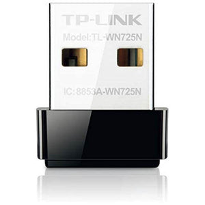 Tp-Link Tl-WN725N 150mbps Wireless N Nano USB Adapter. - shopperskartuae