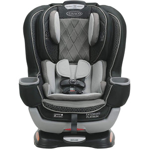 Graco Baby Car Seat Extend2Fit Platinum Convertible Seat. - shopperskartuae