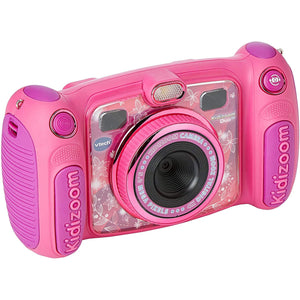VTech Kidizoom Duo 5.0  Camera - (Pink). - shopperskartuae