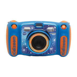 VTech Kidizoom Duo 5.0 Camera (Blue). - shopperskartuae