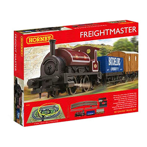 Hornby Freightmaster OO Train Set (R1223). - shopperskartuae