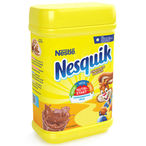 Nestle® Nesquik Chocolate Powder (1 Kg) - Chocolate Flavour, Delicious & Nutritious Breakfast Drink.