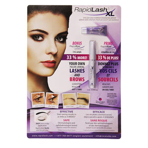 Rapid Lash XL Revolutionary Eyelash And Eyebrow Enhancing Serum. - shopperskartuae