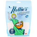Nellie's All-Natural Laundry Soda - 50 Loads (726g).