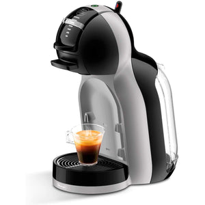 NESCAFE Dolce Gusto by De'Longhi Mini Me EDG155.BG Pod Coffee Machine and Other Automaic Drinks-Black & Artic Grey, 1461 W, Arctic - shopperskartuae