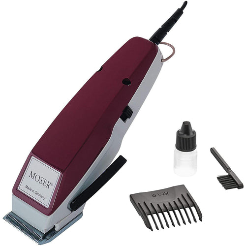 Moser Professional Corded Hair Clipper (1400-0150). - shopperskartuae