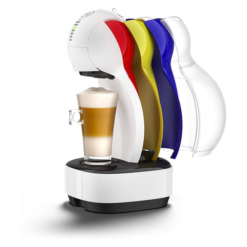 Nescafe Dolce Gusto Colors Automatic Coffee Machine White. - shopperskartuae