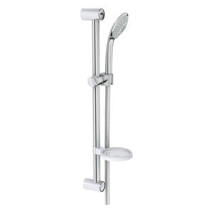 Grohe Euphoria 110 Shower Rail Set (3 Sprays, Champagne). - shopperskartuae