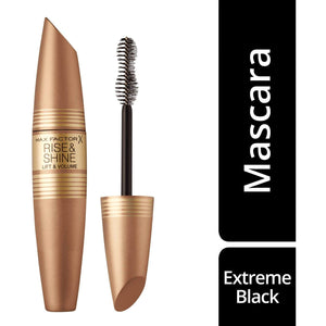 Max Factor Rise & Shine Mascara Extreme Black (12 ml).