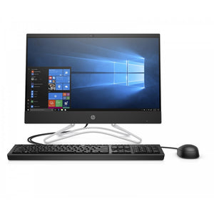 HP All in One 200 G3 i5-8250U,Upto 3.4GHz, 8GB RAM DDR4 480 SSD, 21.5 Inch FHD Monitor, Keyboard-Mouse,Win 10 Pro - shopperskartuae