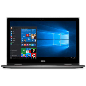 Dell Inspiron 5379 2-in-1 X360 Laptop i7-8550U, 256GB SSD, 8GB, Win10, Silver - shopperskartuae